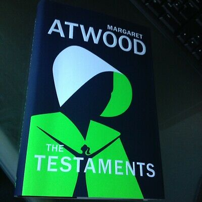 MARGARET ATWOOD - THE TESTAMENTS HARDBACK Low Start FREEPOST