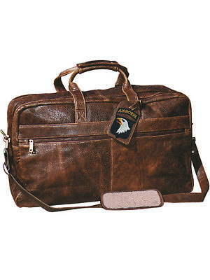 Scully Mens Leather Ranchero Briefcase