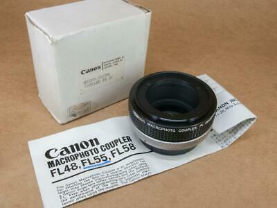 Canon Macro Photo Coupler FL 55 - Boxed