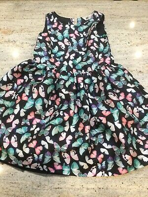 Lovely Girls H And M Party Dress - Worn Once - Age 8-9 Us