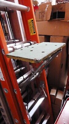 GMP General Machine Products 15326 B Ladder Platform / Seat for Cabling, NICE!