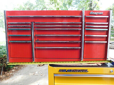 "Snap-On ""Mini"" 1/2 Scale Toolbox"