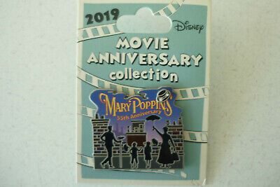MARY POPPINS   Disney Pin 2019 CAST MEMBER MOVIE 55th Anniversary LIMITED   New