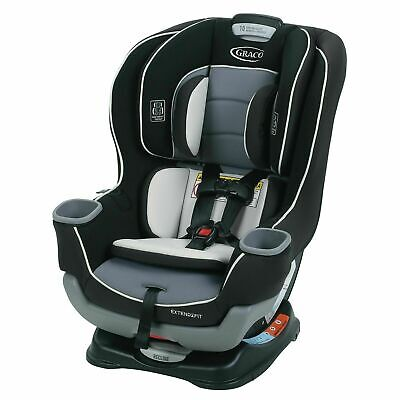 Graco Extend2fit Convertible Car Seat Gotham New in box
