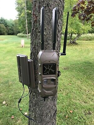 Cuddeback K Series Cuddelink  K-5789 Trail Camera Mounting Bracket