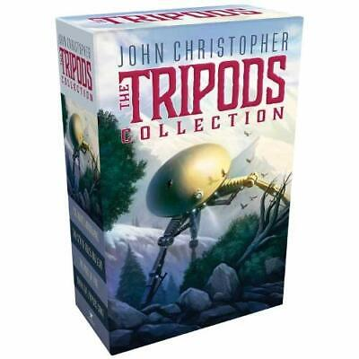 The Tripods Collection: The White Mountains/The City of - Paperback NEW Christop