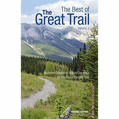 The Best of The Great Trail, Volume 2: British Columbia - Paperback / softback N