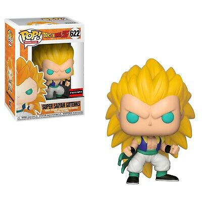 Funko Pop! Dragon Ball Z Super Saiyan 3 Gotenks Vinyl Figure AAA Anime Exclusive