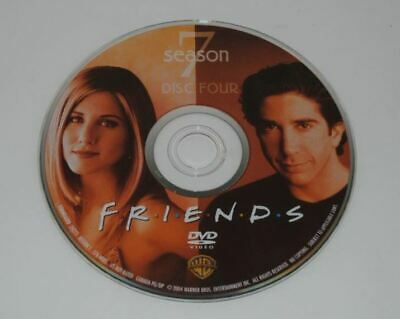 Friends Replacement DVD: Season Seven - Disc Four Only 7-4 J389