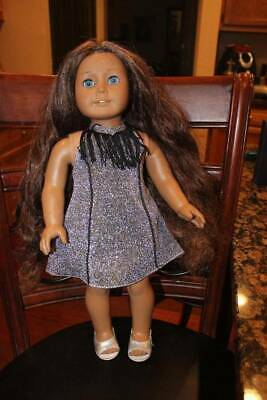 American Girl Truly Me Doll + Clothes And Shoes