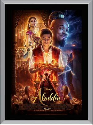 Aladdin Movie 2019 A1 To A4 Size Poster Prints