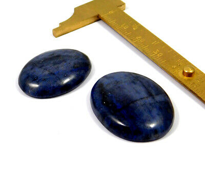 78 Cts. 100% Natural Lot Of Sodalite Loose Cabochon Gemstone NG21081