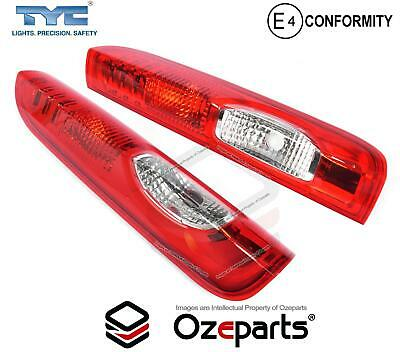Pair LH Left RH Right Hand Tail Light Rear Lamp For Iveco Daily Van 1... Set