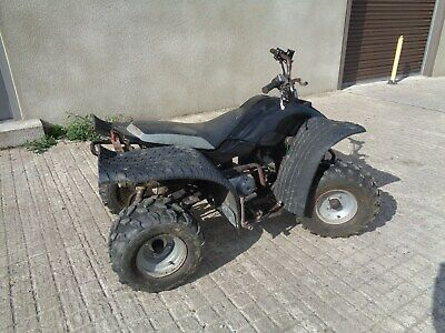 90Cc Quad Bike, Needs A Bit Of Tinkering, Honda C90 Engine Fitted In Good Order.
