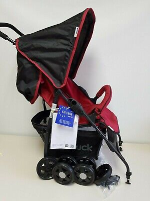 Hauck Buggy Sport mit Liegefunktion, rot, HA0016 AS