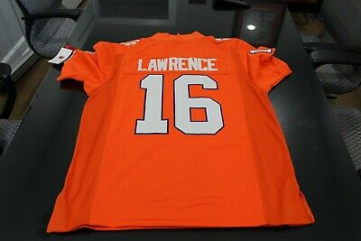 Trevor Lawrence #16 Clemson Tigers QB New Stitched Multiple Colors and Size