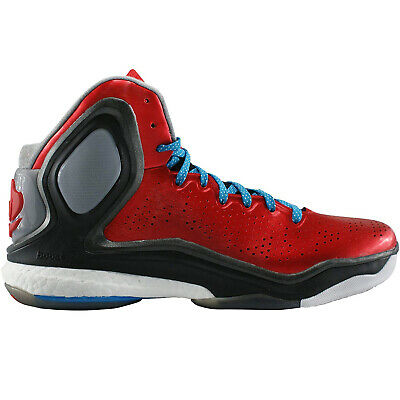 adidas Performance Mens Derrick Rose 773 V Basketball Hi Top Trainers Shoes