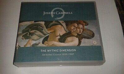 joseph campbell the mythic dimension 11cd audiobook