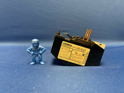 Siemens 3UA50-00-1H Solid State Overload Relay 5-8A