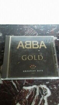 "Cd  ABBA GOLD""Greatest hits"""