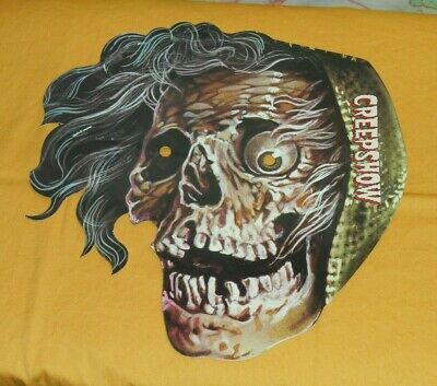 original promotional promo CREEPSHOW MASK