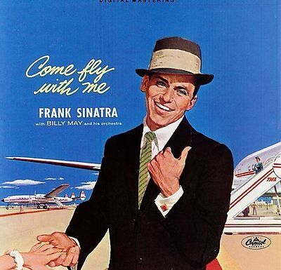 Come Fly with Me [Mono] [Remaster] by Frank Sinatra (CD, Sep-1998, Capitol)