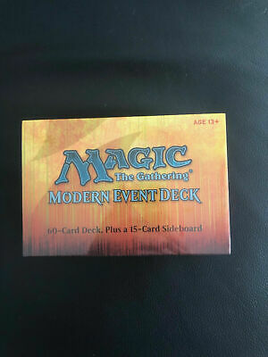 1X Modern Event Deck - SEALED PACK - * MTG SWORD OF FEAST AND FAMINE, ELSPETH