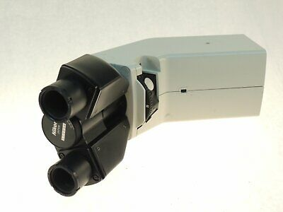 Nikon Binocular Head & Tube Assembly for Diaphot Inverted Microscope 312206