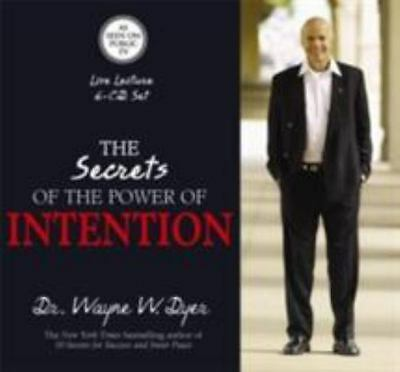 The Secrets of the Power of Intention by Wayne Dyer, Unabridged Audiobook CD NEW