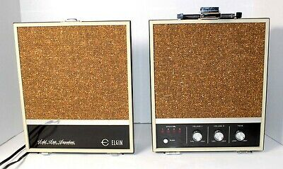 Elgin R-5500 Solid State Stereophonic Eight Track Player