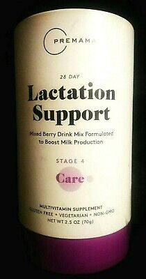 Premama..27 Day..lactation Support..formulated To Boost Milk Production..04/21