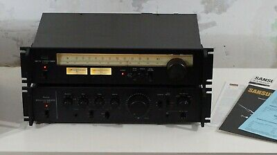 Sansui AU-317 & TU-317  ***#1 owner***first hand***