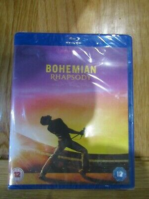 Bohemian Rhapsody (Blu-ray) Brand New Sealed