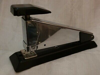 Rapid Classic Stapler- Art Deco Style- All Steel- Made in Sweden High Durability
