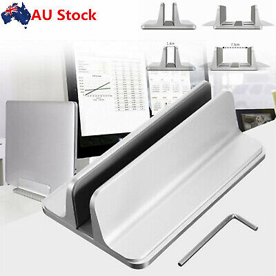 Vertical Laptop Stand Holder Desktop Stand Adjustable Dock For MacBook Notebook