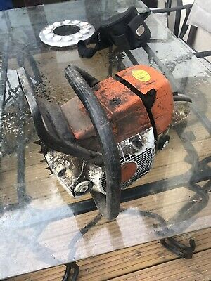 stihl chainsaw 1111 shed fine untested no bar no chain parts spare or repair