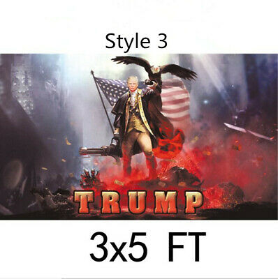 2020 Trump President Flags Keep America Great Flag 3x5 ft Banner 【Style 3】