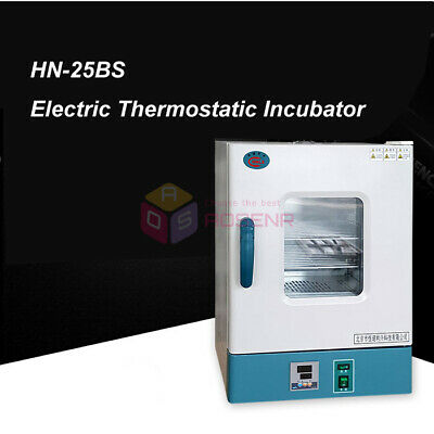220V HN-25BS Lab Electro-thermal Constant-temp Microbial Fermented Incubator