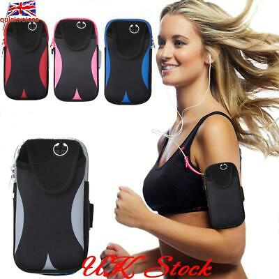 Sport Running Jogging Gym Arm band Arm Band Bag Pouch Case Holder for Cell Phone