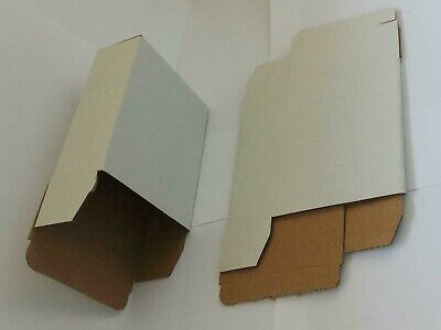"""4.8"""" x 3.6"""" x 1.7""""  Cardboard Packing Mailing Moving Shipping Boxes Cartons"""