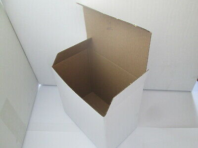 """6.5"""" x 6"""" x 4""""  Cardboard Packing Mailing Moving Shipping Boxes Cartons"""