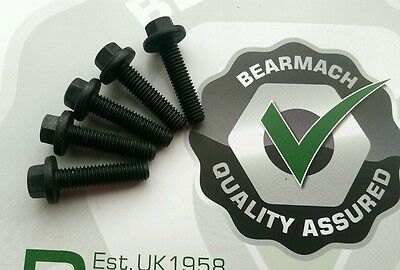 Land Rover Defender 90, Discovery 2, TD5, Water Pump Screws X5, BR0929, 4378449