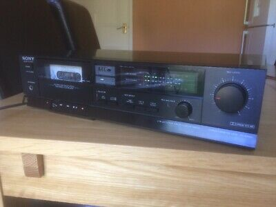 SONY HI FI CASSETTE DECK TC-FX150 - Working Condition