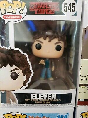 FUNKO POP! TV Stranger Things Eleven #545