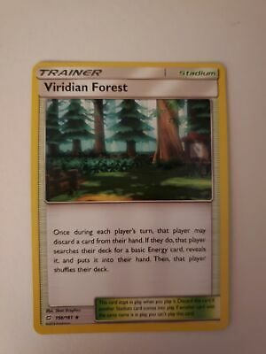 Viridian Forest 156/181 (Unified Minds)