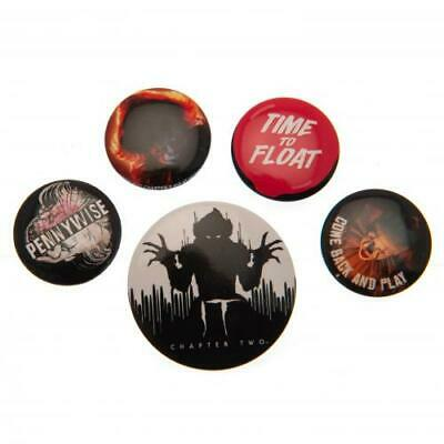 IT Chapter Two Button Badge Set Official Merchandise