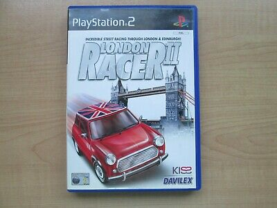 Playstation 2 - London Racer II - Manual INCLUDED