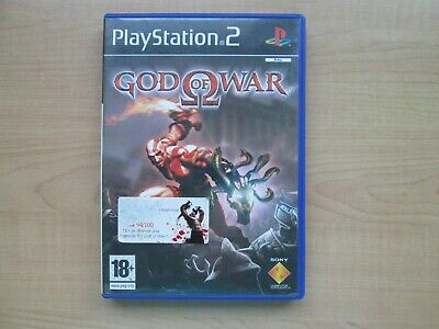 Playstation 2 - God of War - NO Manual INCLUDED