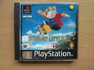 Playstation 1 - Stuart Little 2 - NO Manual INCLUDED