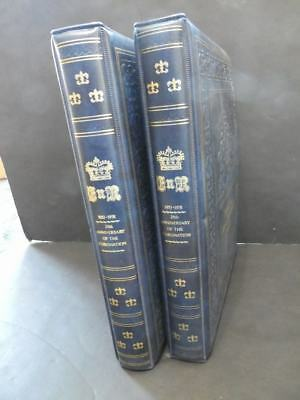 EDW1949SELL : G.B. OMNIBUS 2 albums of 25th Anniv of Coronation Spec. collection